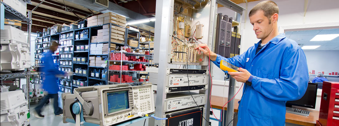Expert Microwave Radio Repair and Custom Wireless Test Solutions