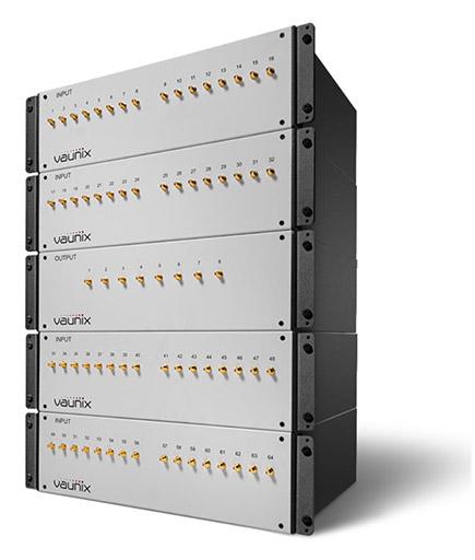 Vaunix VMA-Q64X8S 핸드 오버 테스트