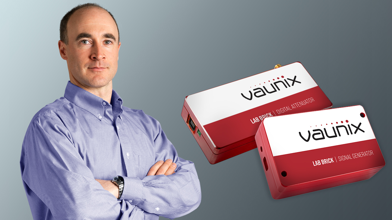 Scott Blanchard Discusses Vaunix