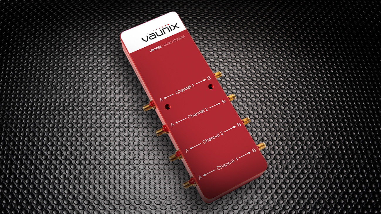 New 4 Port Programmable Rf Digital Attenuator Switch Vaunix Announces Our Latest And Most Advanced Lab Brick The Lda 602q Is Capable Of Bidirectional Fixed Attenuation Swept